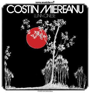 COSTIN MIEREANU – Luna Cinese