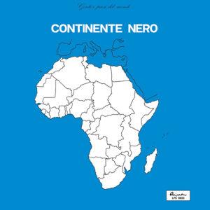 PIERO UMILIANI – Continente Nero